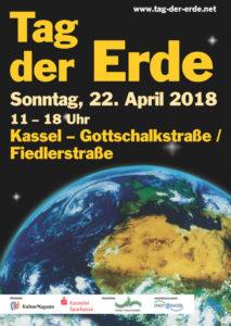 Tag der Erde 2018 Plakat
